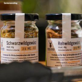 Schwarzwildgewürz vom Gewürzsommelier